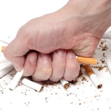 Acupuncture to Help Stop Smoking