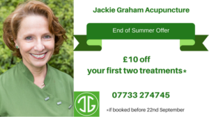 Acupuncture Offer